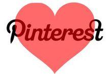 Pinterest :D
