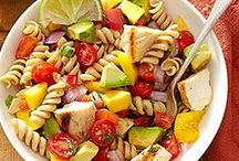 Recipes & Cooking Tips / Delicious snack and meal ideas.