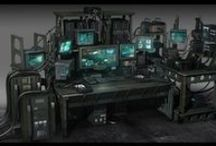 Mancave (PC Mods & Crafts) / DIY Goodies, PC/Random Awesome Modifications & Crafts.