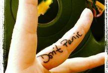Ink your skin ... / - Tatoveringer -