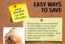 Budgeting Basics / Whether you're paying off debt or saving for tomorrow, #BetterMoneyHabits will help you create a solid financial future.