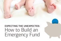 New Baby / Expecting a new baby? Get your budget -- and your bank account -- ready.