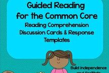 Reading for CCSS / Elementary reading resources and ideas that meet the CCSS! http://blog.printableprompts.com/