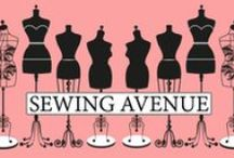 Sewing Infographics / Sewing Tips Infographics - Facts and Figures, http://www.sewingavenue.com/