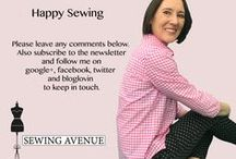 Sewing Avenue / My Sewing projects presented in pictures, you can find out more on our blog site, http://www.sewingavenue.com/
