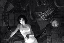 Trevor's obsessions: Alien / Alien 1979