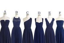 Blue Dresses / Blue Dresses
