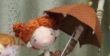 sewn doll