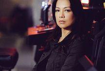 Melinda May / Actor: Ming-na Wen