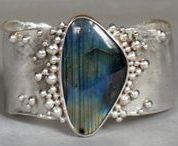 Jewelry from around / Beautiful jewelry found around.