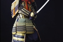 Samurai, armor, and katana / Japanese Samurai, etc. / by Hype Vamp Audrey