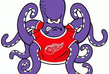Hey hey Hockeytown! / by Steven Bartlett