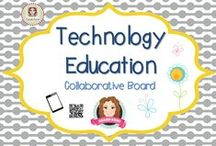 Technology In Education Ideas K-6 / Sharing ideas for Technology in Education.  Enjoy the inspiring links, videos, game ideas, lessons, resources and activities. {UPDATED GUIDELINES FOR THIS BOARD – to the wonderful contributors on this board, please pin 1:1 non-paid to paid resource.  Together we can get a more balanced board and more followers :)  Sarah Anne