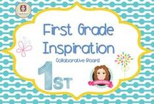 First Grade Inspiration / Sharing Creative Ideas with Grade One Teachers Everywhere :)  (Guidelines for Invited Pinners: if you could pin up to 3 paid pins a day and share a few ideas/unpaid  pins as well that will help us keep a nice balance on the board for our followers. If you'd like to be invited to pin please email me at sarahannescreativeclassroom@yahoo.com)