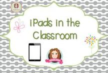 IPads & QR codes in the Classroom / A collection of ideas and resources for using IPads in the classroom.