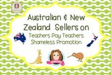 Australian TPT Sellers Shameless Promotion / A collaborative board for a Australian and New Zealand Sellers on Teachers Pay Teachers to showcase the products they have created.   This is the perfect place for all teachers to visit when searching for ANZAC Day, Australian & NZ Curriculum specific resources.  Enjoy :) Sarah Anne   #Australia #Teachers #NewZealand #tpt    sarahannescreativeclassroom@yahoo.com             Happy Pinning!