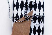 Doft DIY paketointi / Kaunis paketti on puoli lahjaa! Tässä kauneimpia lahjapaketointi-ideoita.