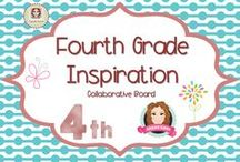 Fourth Grade Inspiration / A collection of resources for 4th grade teachers:)  (Guidelines for Invited Pinners: if you could pin up to 3 paid pins a day and share a few ideas/unpaid  pins as well that will help us keep a nice balance on the board for our followers. If you'd like to be invited to pin please email me at sarahannescreativeclassroom@yahoo.com)