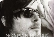 Walking dead / Mainly just pictures of Norman Reedus (Daryl)....