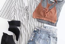 Summer looks☀️ / Great looks for the summertime