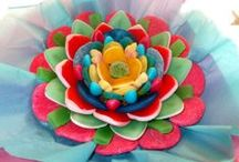 Candy Cakes / Amazing cakes made with candies and sweets