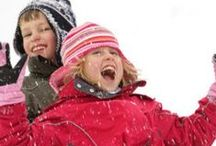Wild Winter / Winter games, ideas and inspiration for having fun in the cold months!