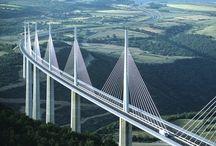Bridges / by QubiQ MetalWorks.