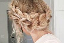 // Cute Hair Ideas / Cute hair ideas to try out :)