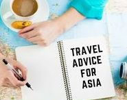 Asia Travel Inspiration / There are so many different and diverse destinations within Asia; this board is dedicated to them all!