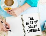 The Best of South America / There are so many different and diverse destinations within South America; this board is dedicated to them all!