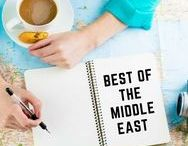 The Best of the Middle East / There are so many different and diverse destinations within  the Middle East; this board is dedicated to them all!