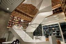 실내건축 / Interior Architecture - hospitality, residential, cultural, etc.