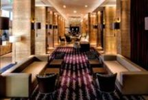 MKV Design Historic Restorations / These hotels have been been brought up to date with modern interior design, mindful of their history and context.