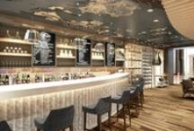 MKV Design Restaurants and Bars / We create restaurants and bar spaces which combine welcoming and exciting interior design.