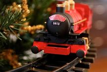 Christmas / Harry Potter and Christmas go toghether like muggles and rubberducks!