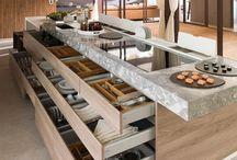 KITCHEN / Creatieve, stijlvolle en design keuken inspiratie