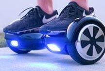 Self Balancing Scooters - Hoverboards - Segways / Electric Motion - 2 Wheel Self Balancing Scooters, Electric Scooters, Electric Segways, Hands-Free Scooters, Hoverboards, Electric Mopeds and Portable Solar Panel Devices To Charge Them On The Go,