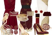 Gryffindor outfits / Perfect outfits for every brave Gryffindor, for your parties and everyday wear.