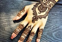 henna / Henna is gorgeous, but I can't do it