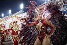 Samba Carnival • 2016 • Rio de Janeiro, Brazil / #Samba #carnival in #RiodeJaneiro, #Brazil in 2016 | #club21