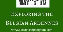 Belgium: The Ardennes / Places to visit, sights to see in the beautiful Belgian Ardennes https://discoveringbelgium.com/