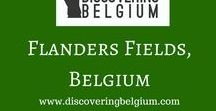 Belgium: Flanders Fields / Discover the historical sites and museums associated with the First World War in Flanders, Belgium, as well as walking tours, cycling routes etc.