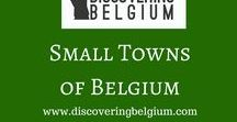 Belgium: Towns / There are many delightful small towns in Belgium that are rich in history and culture