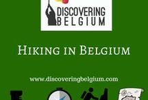 Belgium: Hiking / Discover some great hikes in Belgium, both in the lowlands of Flanders and in the hills of Wallonia http://discoveringbelgium.com/