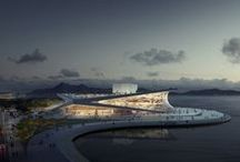 Cultural 조명 디자인 / Cultural Lighting Design - museums, galleries, performance halls, historic, etc.