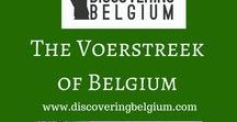 Belgium: Voerstreek / The Voerstreek is one of the most beautiful areas of Belgium, and great for cycling and hiking. Voeren.  https://discoveringbelgium.com/