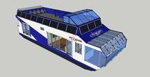 OGA Houseboat / Houseboats Designer