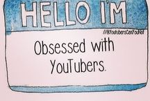 my addiction / youtubers // mainly phan