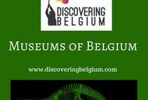 Belgium: Museums / Various museums throughout Belgium on music, food, art, nature, history, exhibitions, cheese, tobacco, art, https://discoveringbelgium.com/