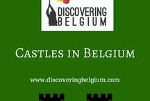 Belgium: Castles / Discover the huge number of castles and stately homes in Belgium at www.discoveringbelgium.com